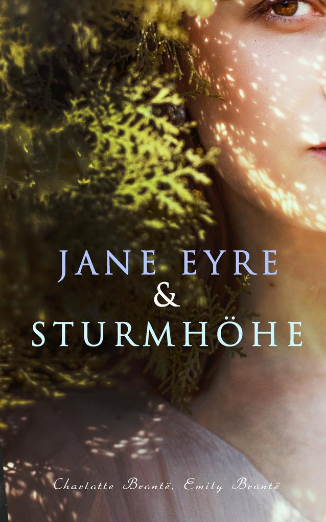Jane Eyre & Sturmhöhe als eBook epub