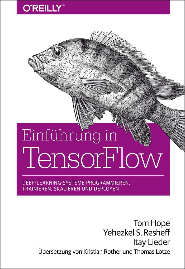 Einführung in TensorFlow als eBook epub