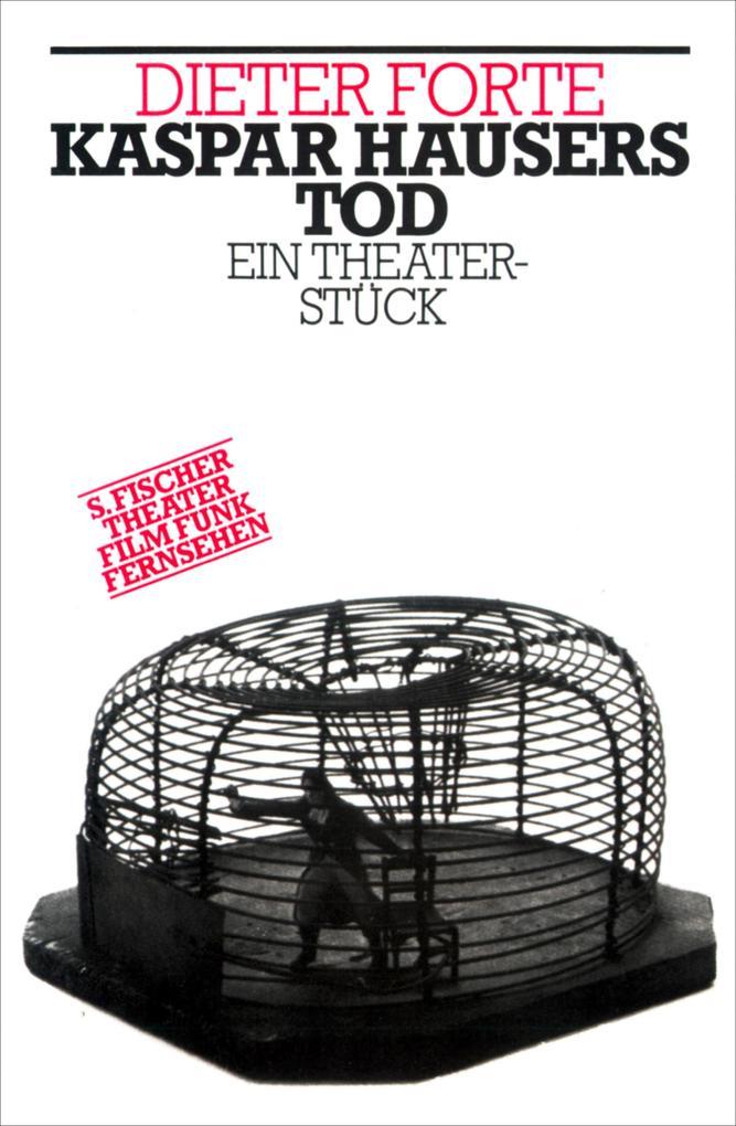 Kaspar Hausers Tod als eBook epub