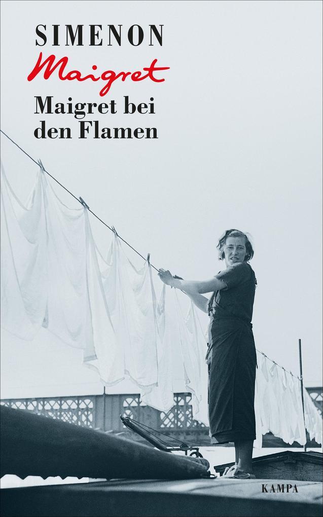 Maigret bei den Flamen als Buch (gebunden)