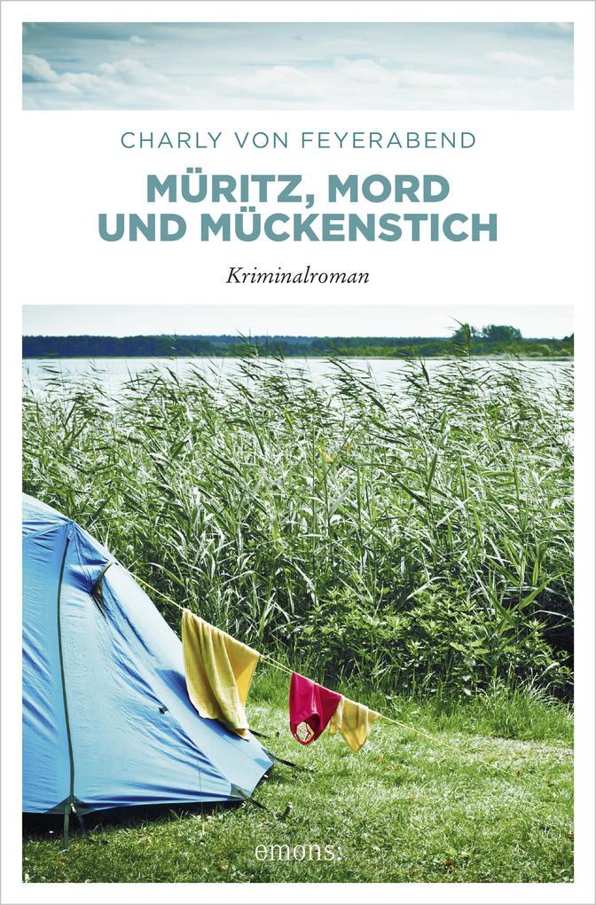 Müritz, Mord und Mückenstich als eBook epub