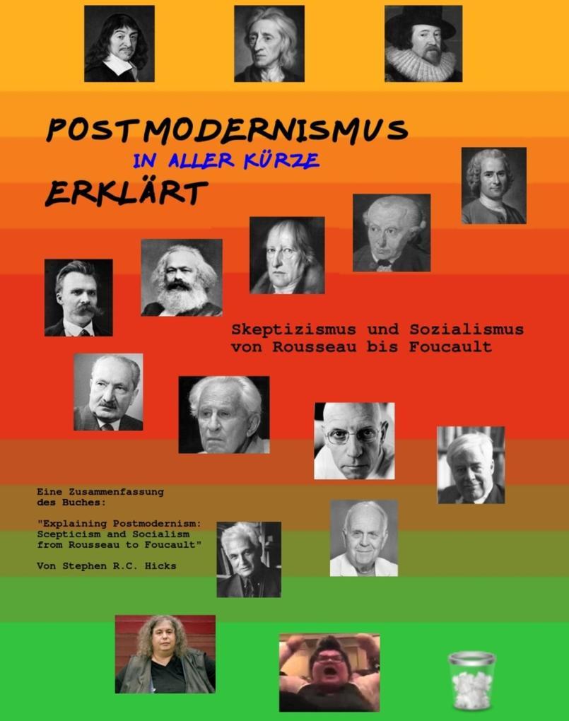 Postmodernismus in aller Kürze erklärt als eBook