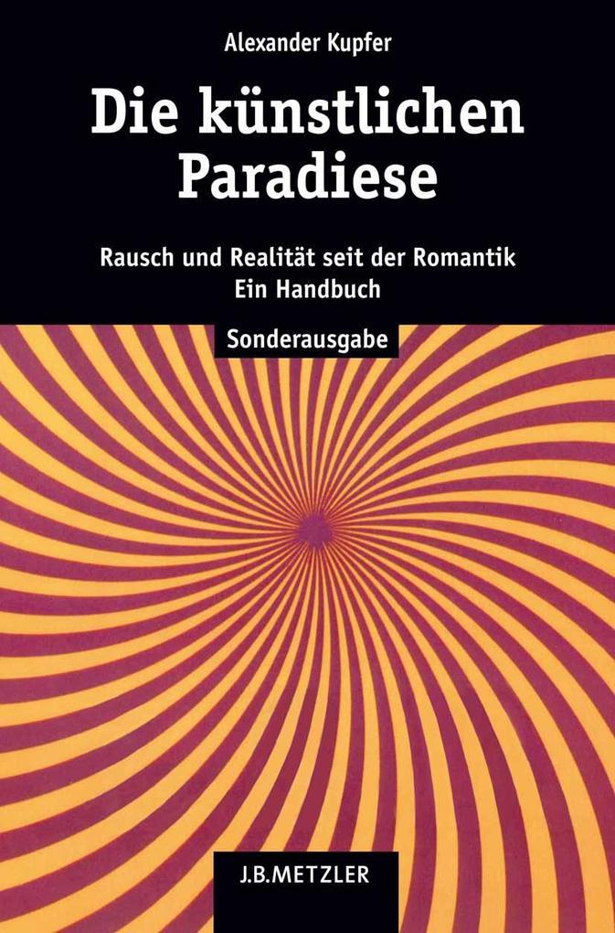 Die künstlichen Paradiese als eBook pdf