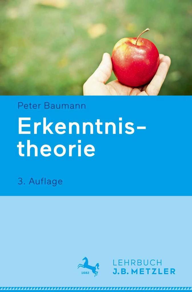 Erkenntnistheorie als eBook pdf