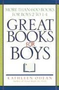 Great Books for Boys als Taschenbuch