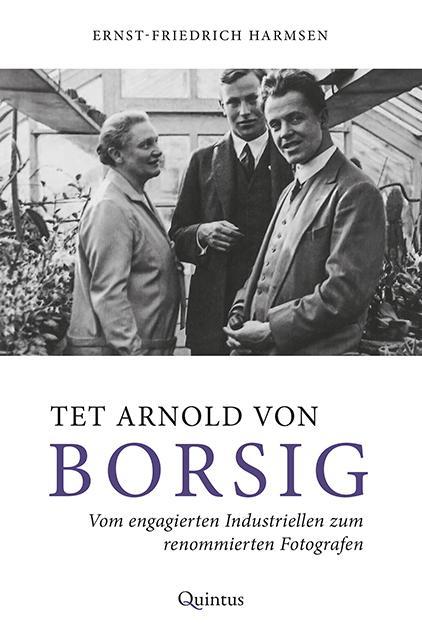 Tet Arnold von Borsig als Buch (gebunden)