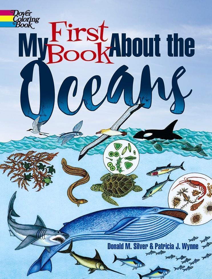 My First Book about the Oceans als Taschenbuch