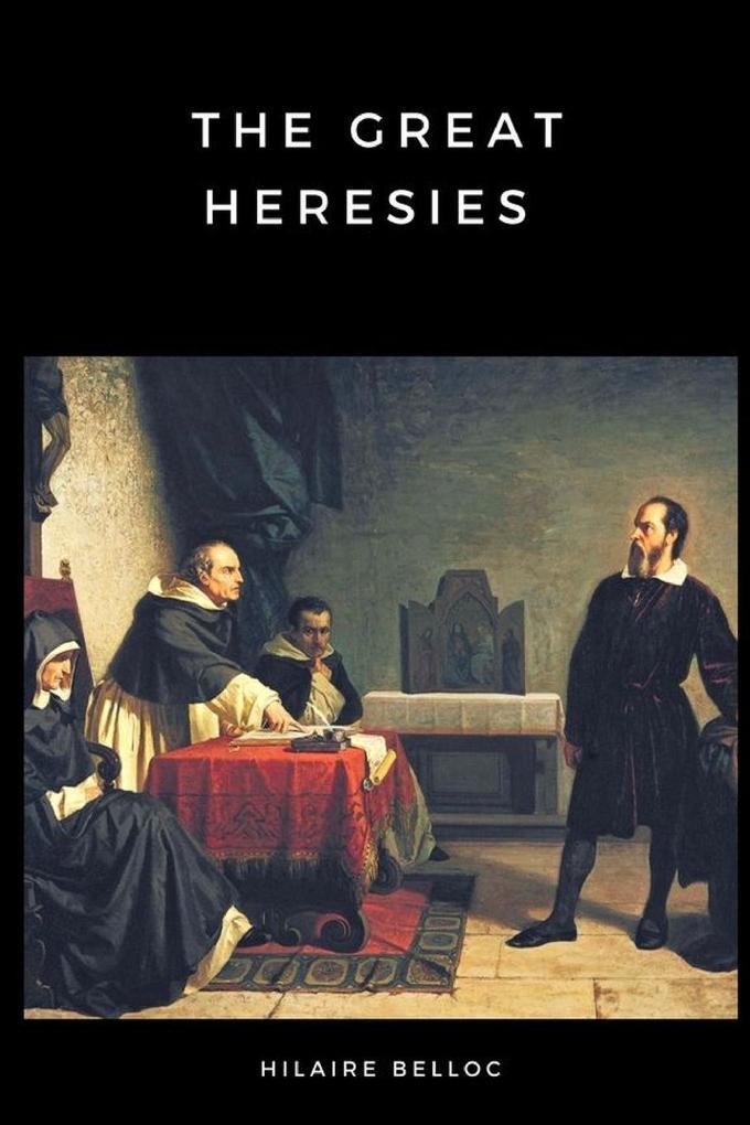The Great Heresies als Taschenbuch