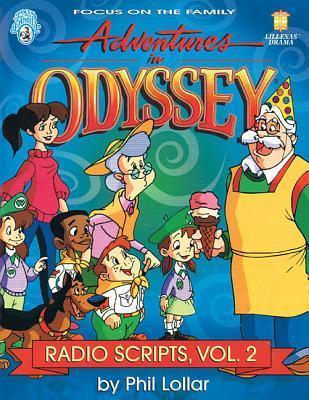 Adventures in Odyssey, Volume No. 2 als Taschenbuch