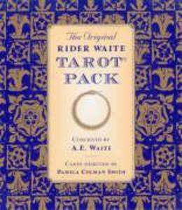 The Original Rider Waite Tarot Pack als Taschenbuch