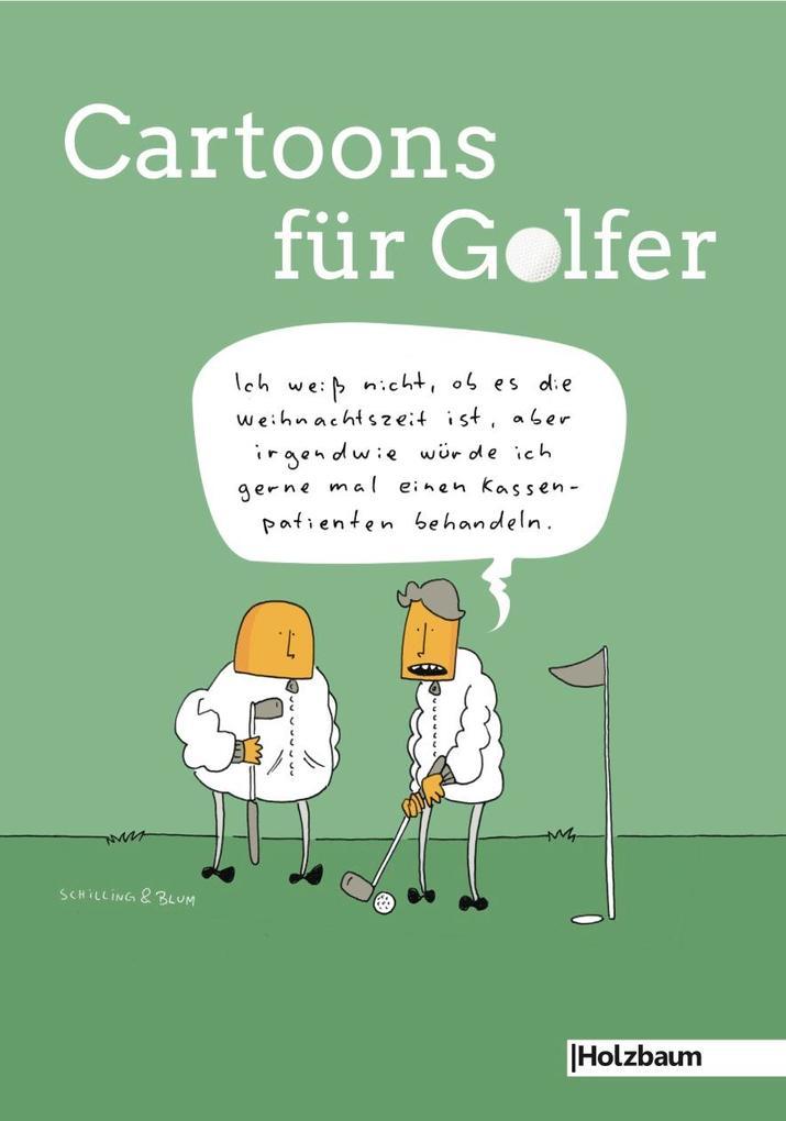 Cartoons für Golfer als Buch (kartoniert)