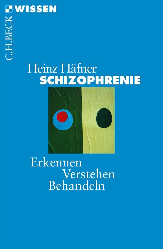 Schizophrenie als eBook