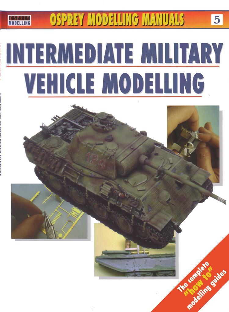 Intermediate Military Vehicle Modelling als Taschenbuch