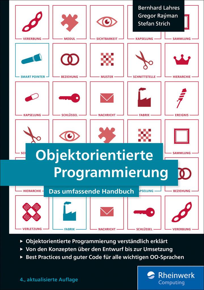 Objektorientierte Programmierung als eBook epub