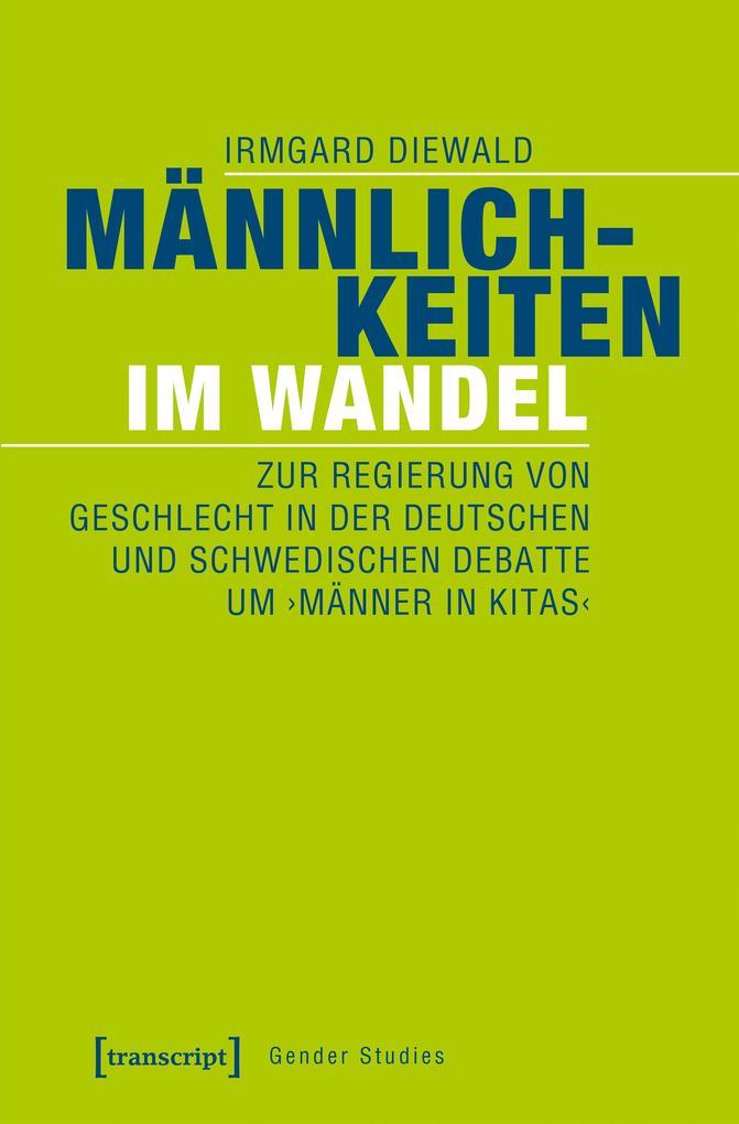 Männlichkeiten im Wandel als eBook pdf