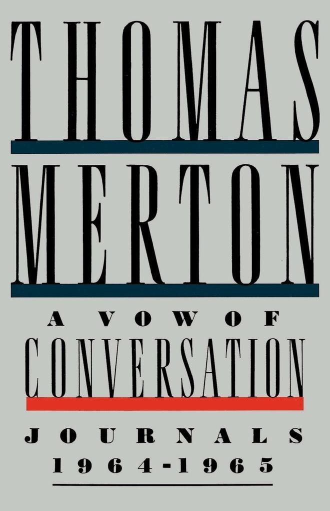A Vow of Conversation als Taschenbuch