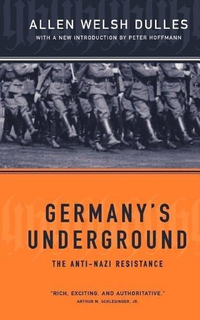 Germany's Underground als Taschenbuch