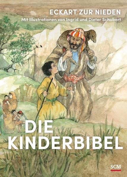 Die Kinderbibel als Buch (gebunden)