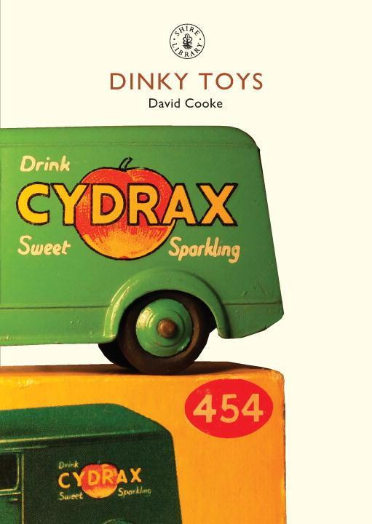 Dinky Toys als Taschenbuch