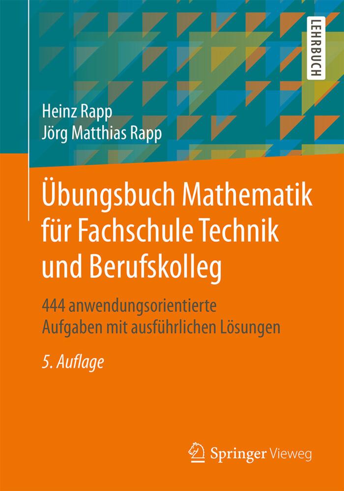 Übungsbuch Mathematik für Fachschule Technik und Berufskolleg als Buch (kartoniert)