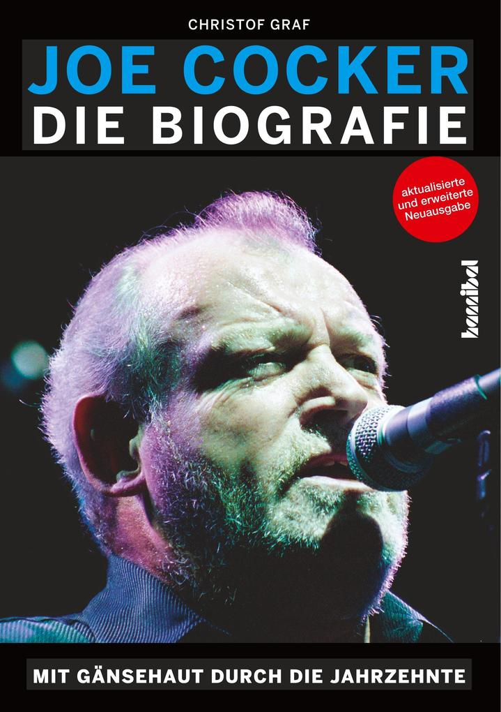 Joe Cocker - Die Biografie als Buch (kartoniert)