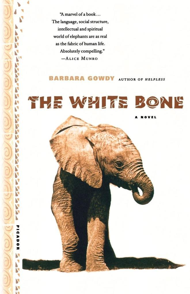 The White Bone als Buch (kartoniert)