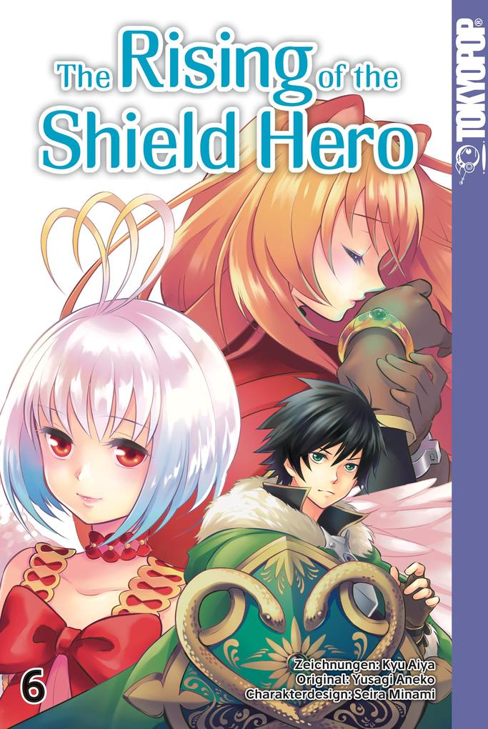The Rising of the Shield Hero - Band 06 als eBook pdf