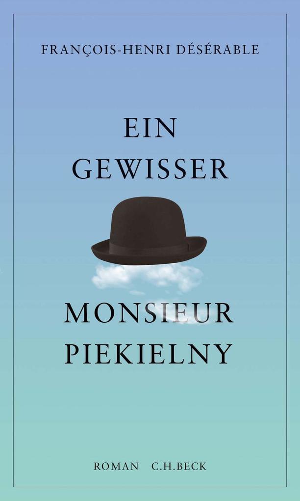 Ein gewisser Monsieur Piekielny als eBook epub
