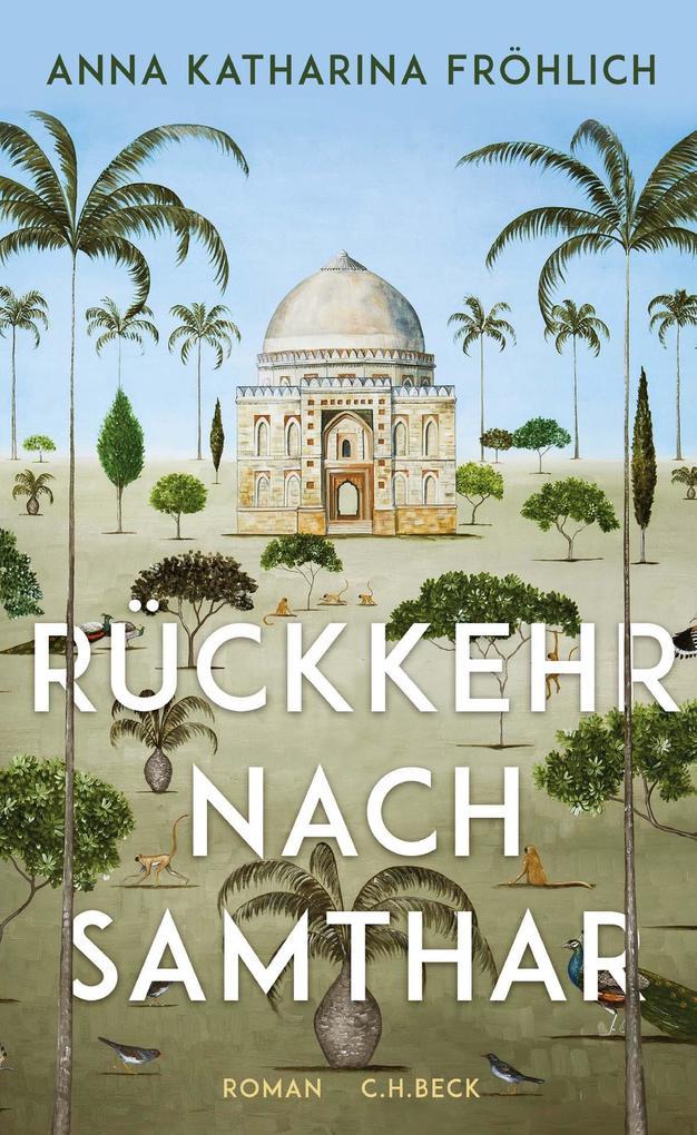 Rückkehr nach Samthar als eBook epub