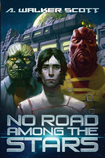 No Road Among the Stars als Taschenbuch