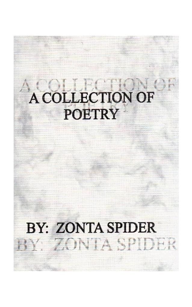 A Collection of Poetry als Taschenbuch