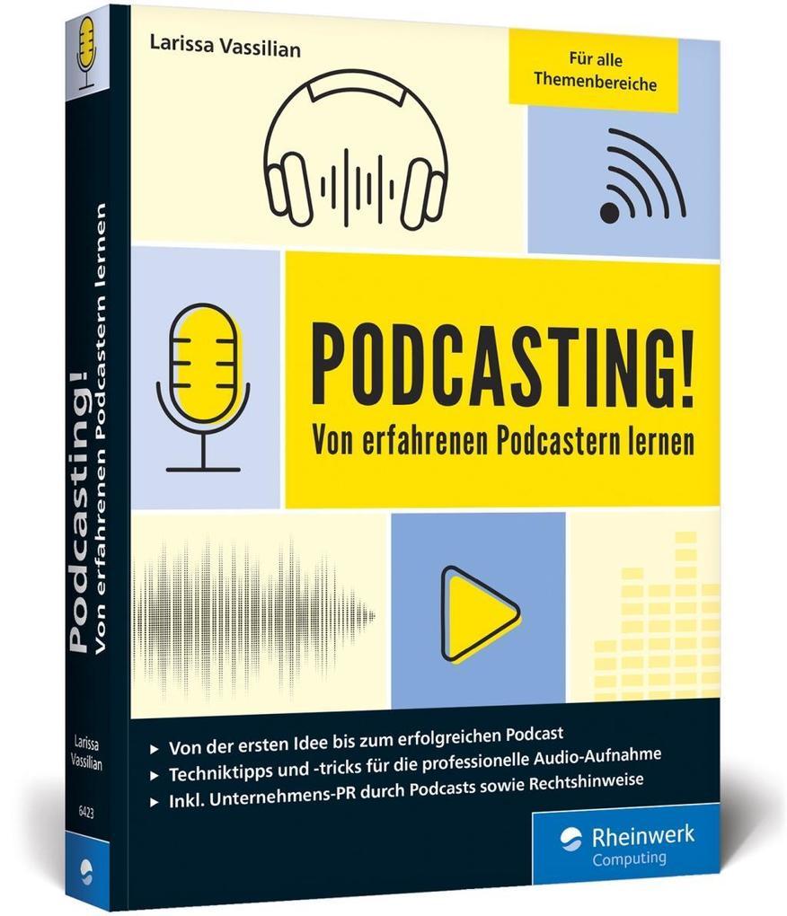 Podcasting! als Buch (kartoniert)