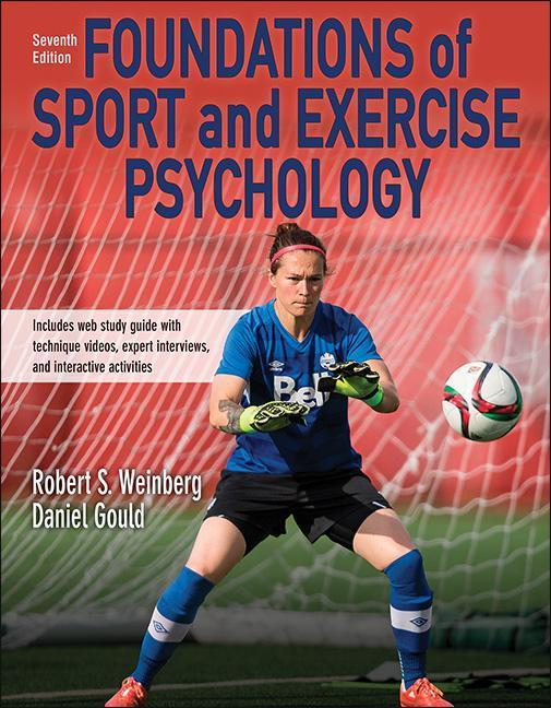 Foundations of Sport and Exercise Psychology 7th Edition With Web Study Guide-Paper als Buch (kartoniert)