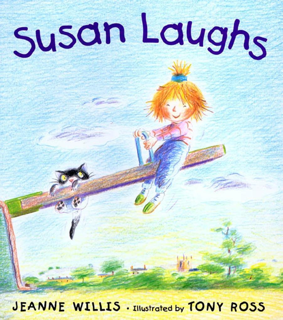 Susan Laughs als Buch (gebunden)