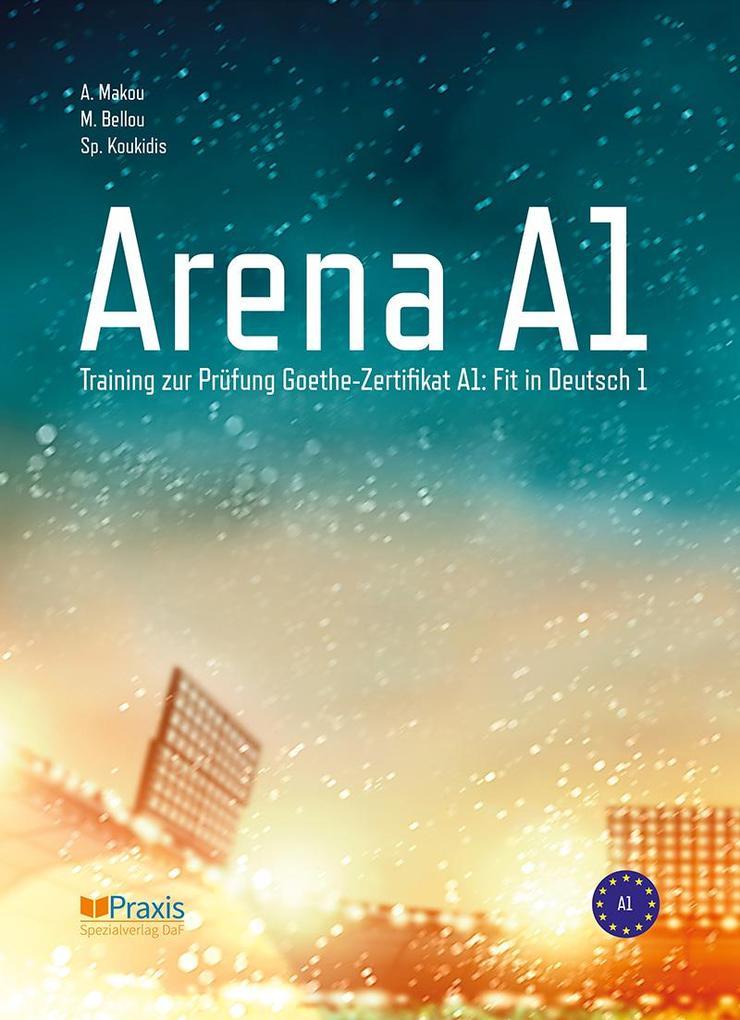 Arena A1 als Buch (gebunden)