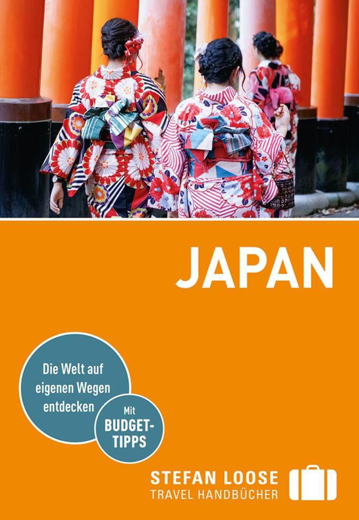 Stefan Loose Reiseführer Japan als eBook epub