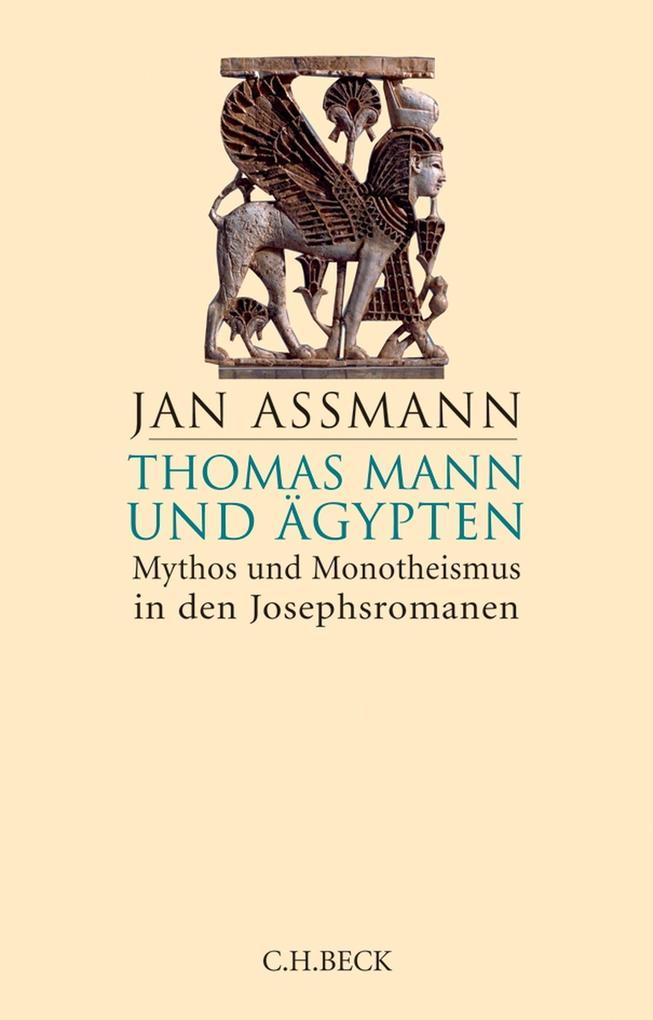 Thomas Mann und Ägypten als eBook epub