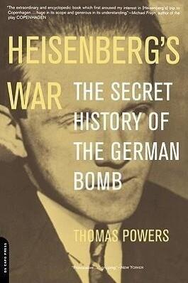 Heisenberg's War als Taschenbuch