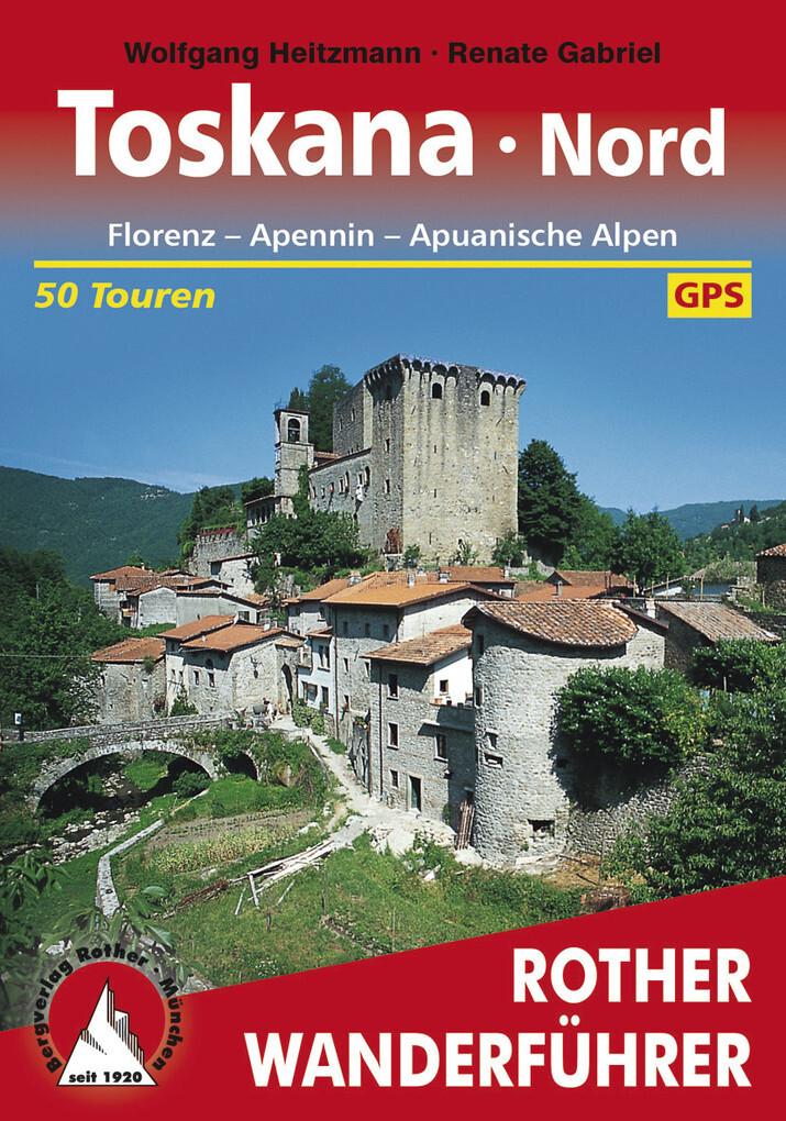 Toskana Nord als eBook epub