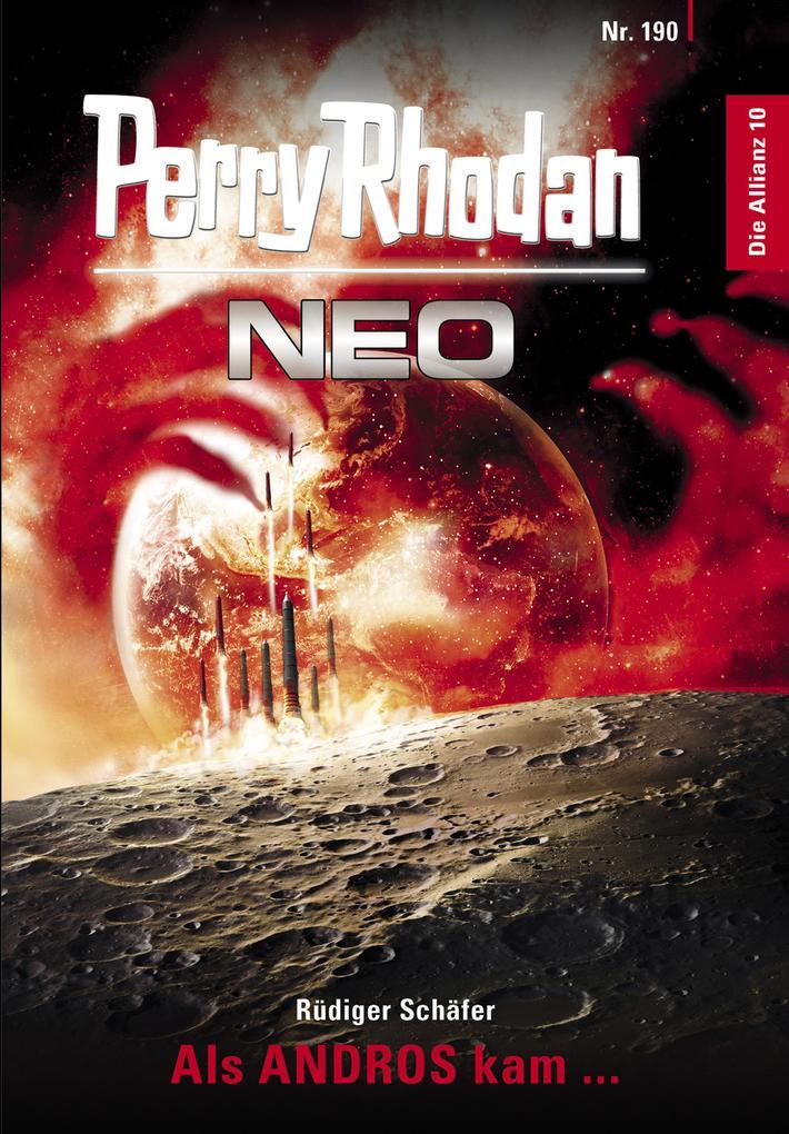 Perry Rhodan Neo 190: Als ANDROS kam ... als eBook epub