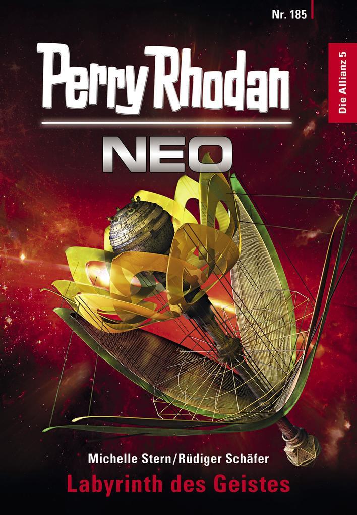 Perry Rhodan Neo 185: Labyrinth des Geistes als eBook epub