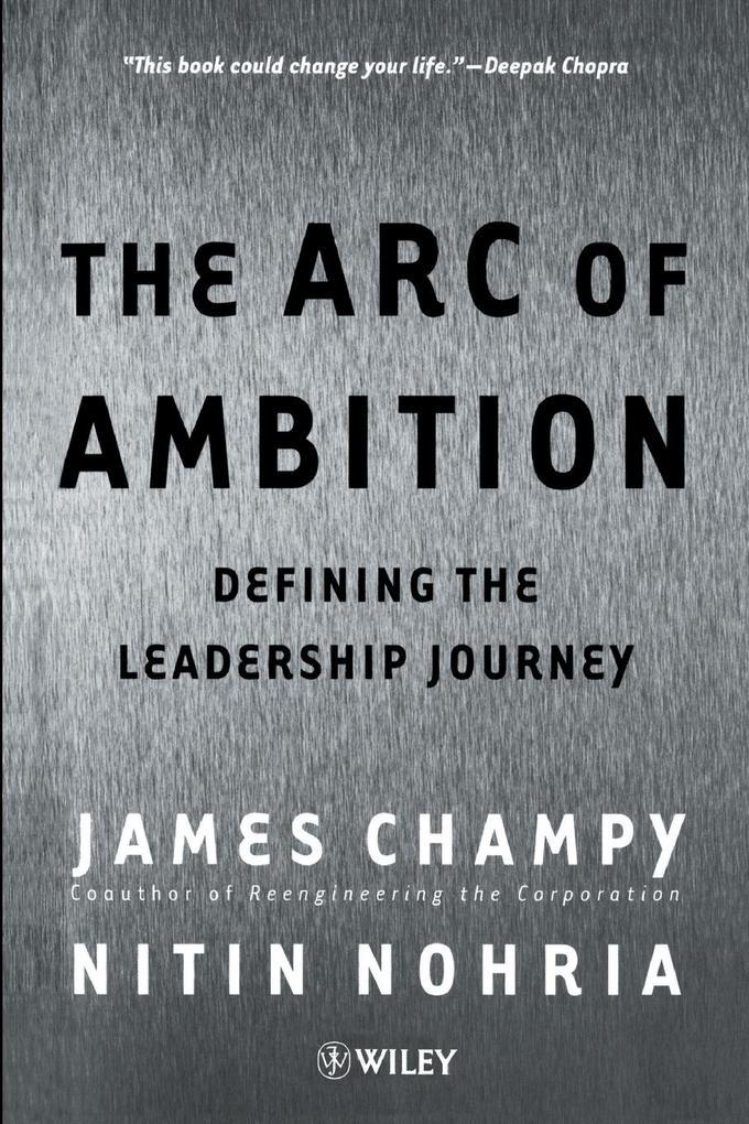 The Arc of Ambition als Buch (kartoniert)
