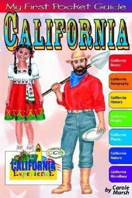 My First Pocket Guide to California! als Taschenbuch
