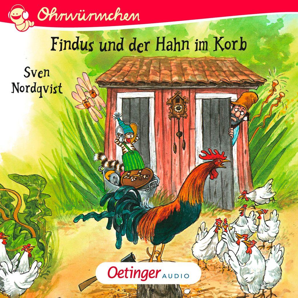 OHRWÜRMCHEN Findus und der Hahn im Korb als Hörbuch Download