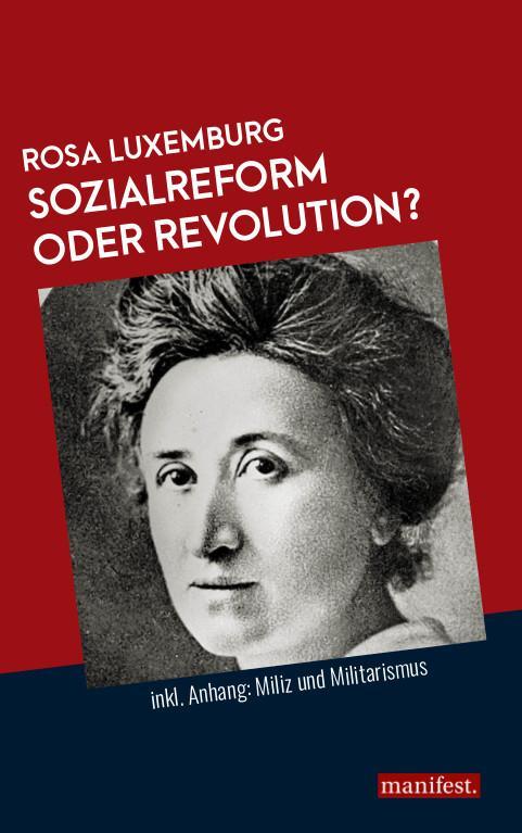 Sozialreform oder Revolution? als Buch (kartoniert)