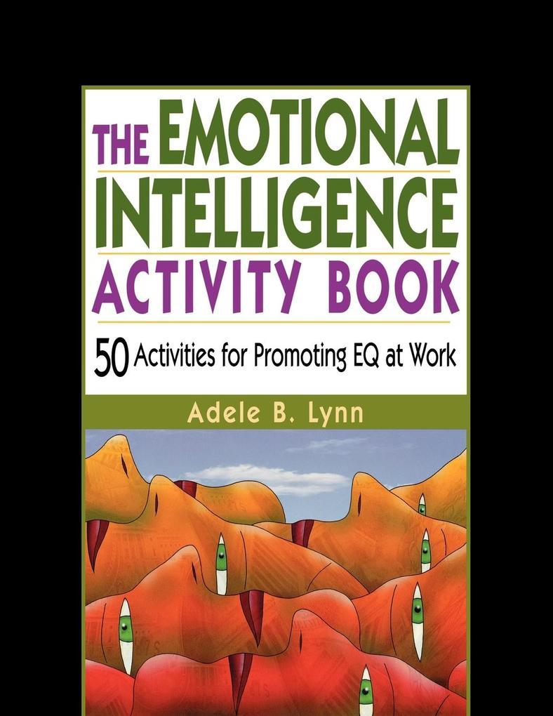 The Emotional Intelligence Activity Book als Taschenbuch