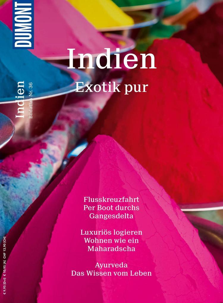 DuMont Bildatlas Indien als eBook
