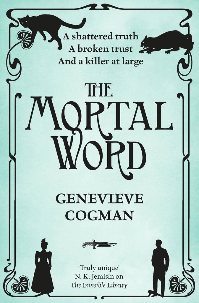 The Mortal Word als eBook epub