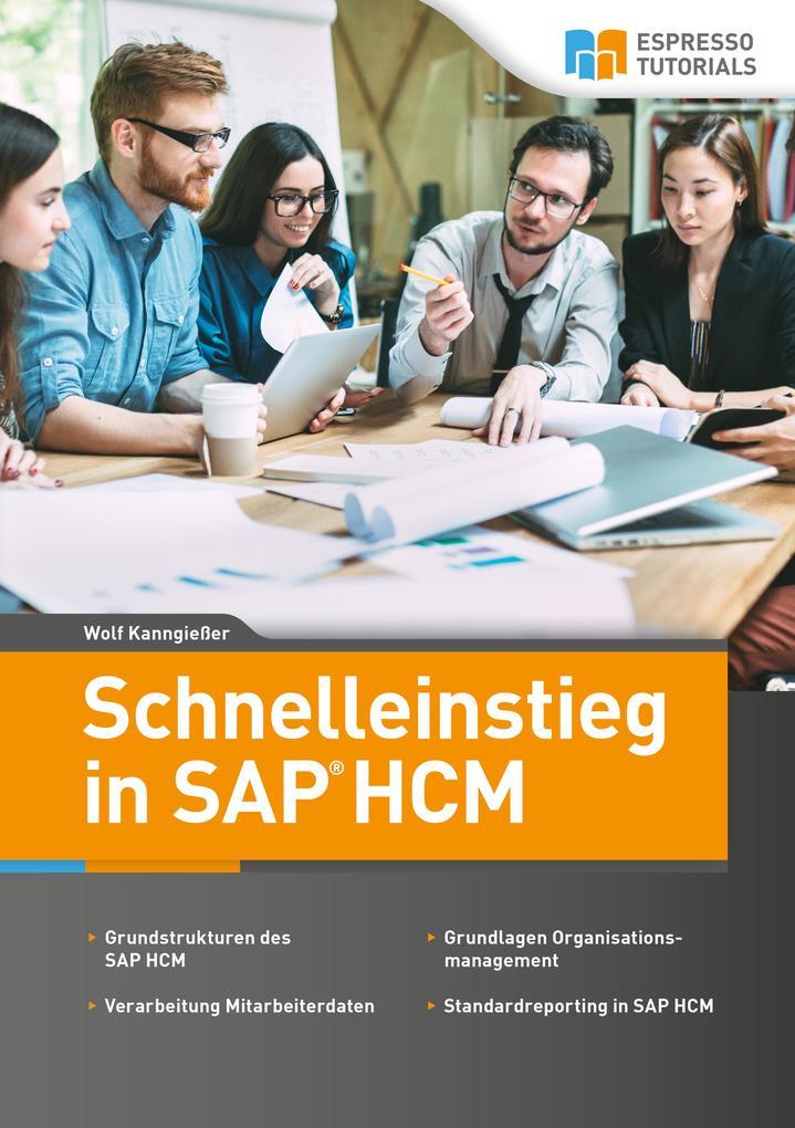 Schnelleinstieg in SAP HCM als eBook epub
