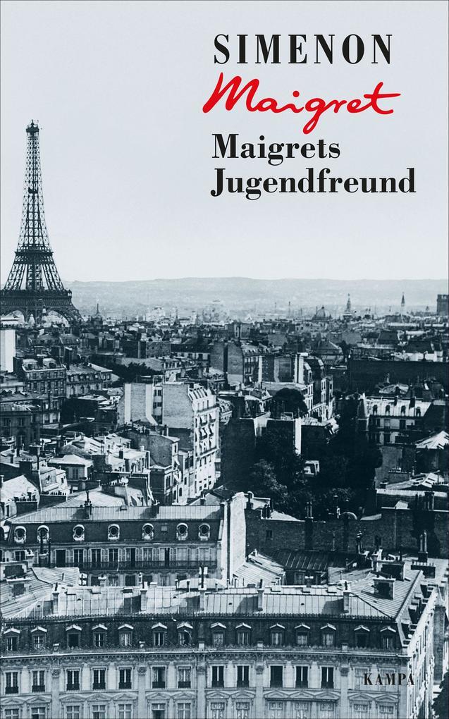 Maigrets Jugendfreund als eBook epub